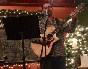 Shawnee Christmas solo performance