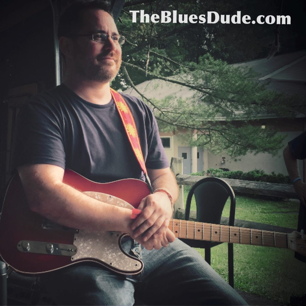 The Blues Dude